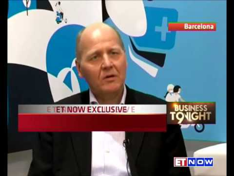 Telenor's Asia Head Sigve Brekke To ET NOW Ahead Of Spectrum Auction