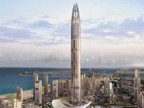 ТОП 3 Будущих небоскрёбов