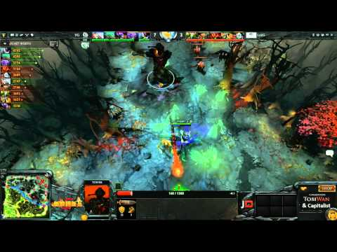 Vici Gaming vs LAI Gaming Game 1 - Sina Cup @TobiWanDOTA @DotaCapitalist