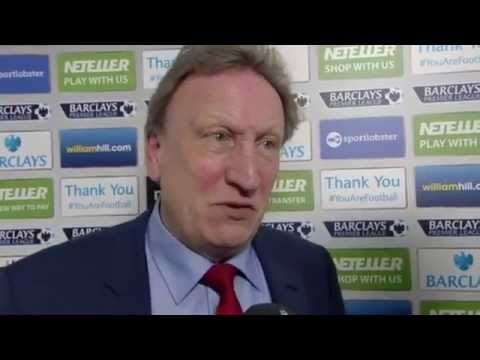 Neil Warnock ~ sacked by Crystal Palace, After 3:1 Defeat by Southampton 27/12/2014
