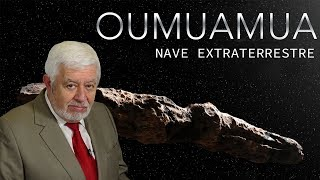 OUMUAMUA: Nave Extraterrestre