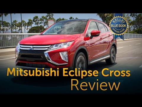 2018 Mitsubishi Eclipse Cross - Review & Road Test