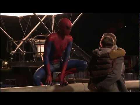 [EXCLUSIVE] The Amazing Spider Man - Behind the Scenes Part 2