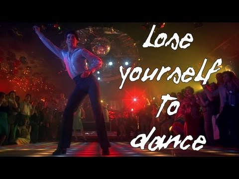 Daft Punk - Lose Yourself to Dance 「Video」