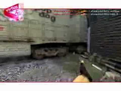 Retro: Counterstrike 1.6 Movies - GAMES TV Virtus pro the art of dominating