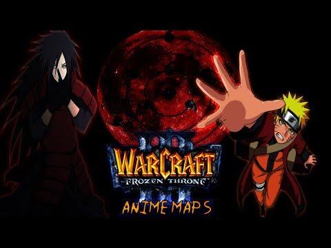 Descargar Mapas de naruto para Warcraft III The Frozen