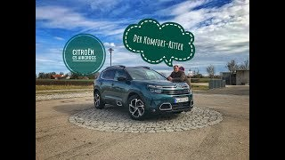 Citroën C5 Aircross PureTech 180 Shine | Test - Review - Familie