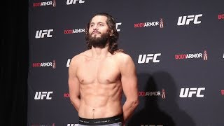 Jorge Masvidal makes weight for UFC 244 | Official Weigh-Ins