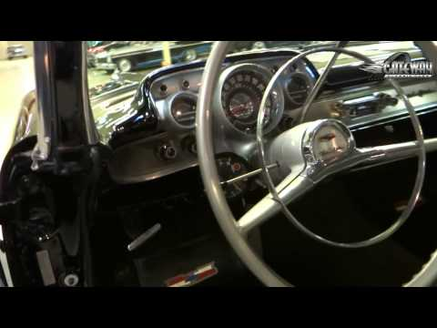 1957 Chevrolet Bel Air 2 door hardtop for sale at Gateway Classic Cars