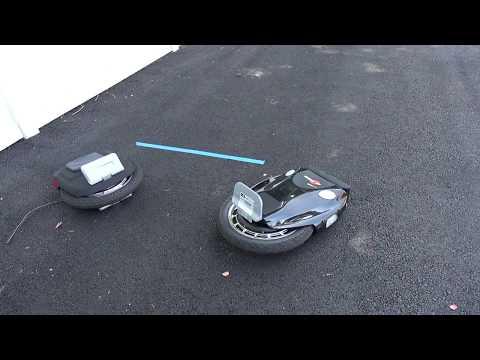 King Song KS-18S vs Gotway MSuper V3s+ EUC Acceleration Test