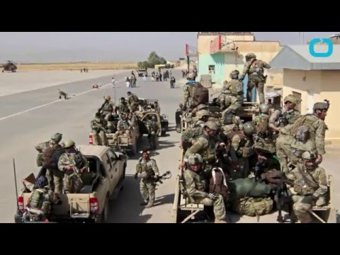 Taliban attack Kandahar Airport 37 Killed in Afghanistan Attack