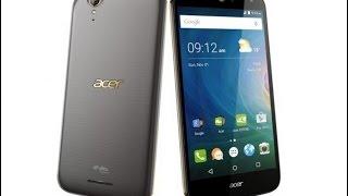 Видео обзор смартфона Acer Z630S 32 Гб черный