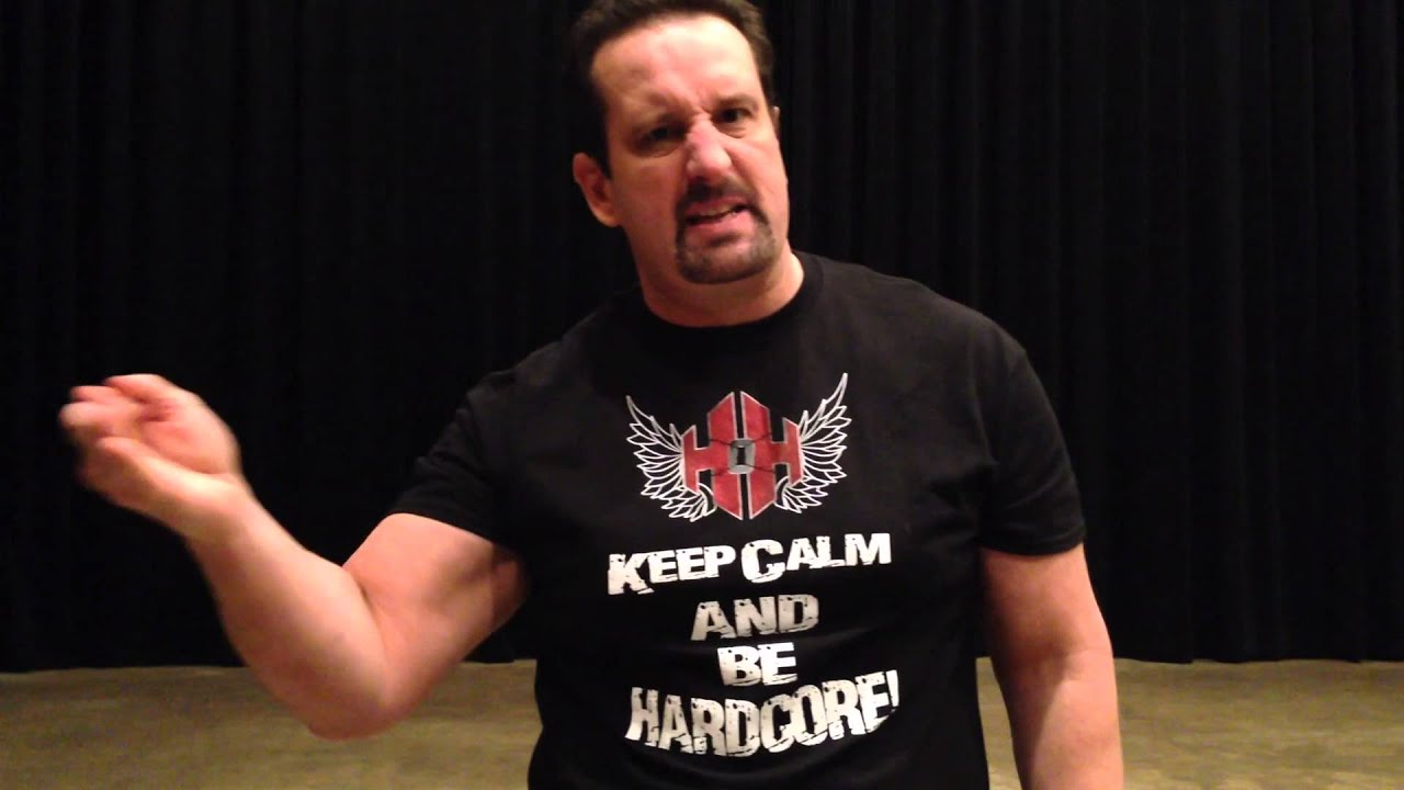 Tommy Dreamer Wallpaper Tommy Dreamer Responds to