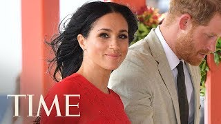 Meghan Markle Had A Very Relatable Fashion Moment | TIME