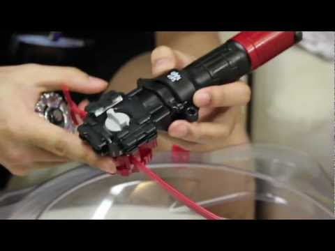 how to make your own beyblade launcher grip