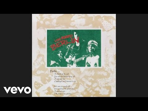 Lou Reed - How Do You Think It Feels