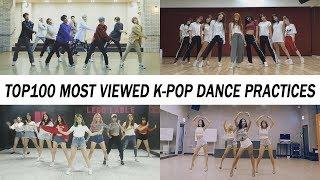 Download Lagu [TOP 100] MOST VIEWED K-POP DANCE PRACTICES • August 2018 Gratis STAFABAND