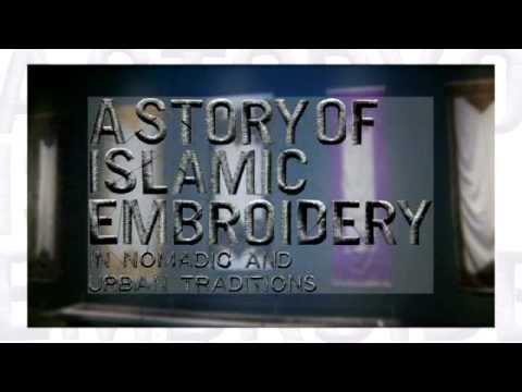 A Story of Islamic Embroidery