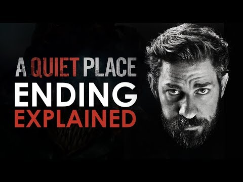 A Quiet Place Ending Explained + What The Monsters Represent en streaming
