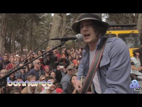 "Jack White Surprise Set - ""Hotel Yorba"" - Outside Lands 2012 (Official Video) 