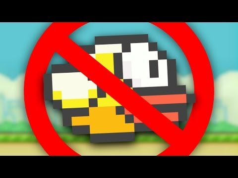 FLAPPY BIRD REMOVED FROM APP STORE (iOS Gameplay Video)