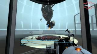 Portal 2: Wheatley's Betrayal + GLaDOS Potato [HD]