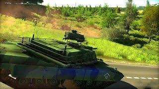 Military Evacuation Underway, American Forces Link Up 1983 | Wargame: European Escalation Gameplay
