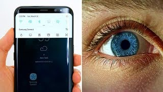 Galaxy S8 Iris Scanner can be Tricked!
