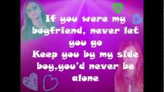 Watch Tiffany Alvord Boyfriend video