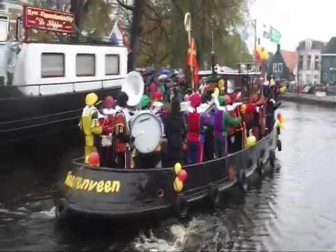 Sinterklaas intocht Heerenveen 2017