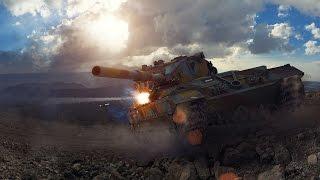 World of Tanks  - Делаем последнее лбз на об.260