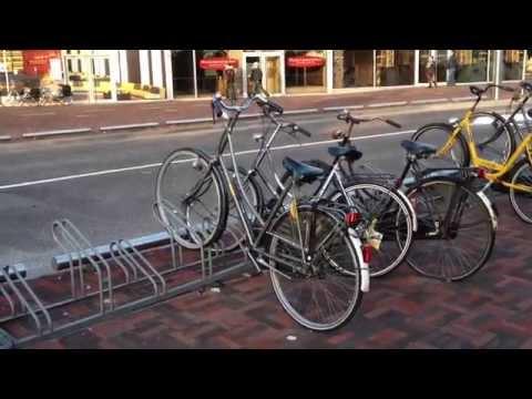 wind en fietsparkeren NSA urban products.