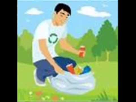 Educational environmental video for kids