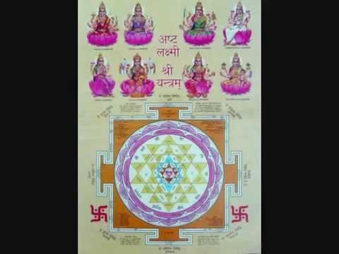 Maha Lakshmi Ashtakam and Mantra - Wisdom and Fortune