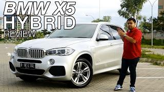 BMW X5 Hybrid 2017 Review Indonesia | OtoDriver