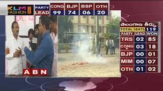 TRS Leader Etela Rajender face to face after TRS Victory in Telangana Polls  - netivaarthalu.com