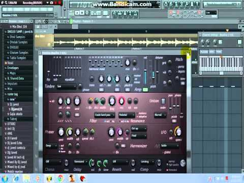 Dhai Liter Dudh (Haryanvi Song)  Fl Studio Project By Javed Hi Tech Dj