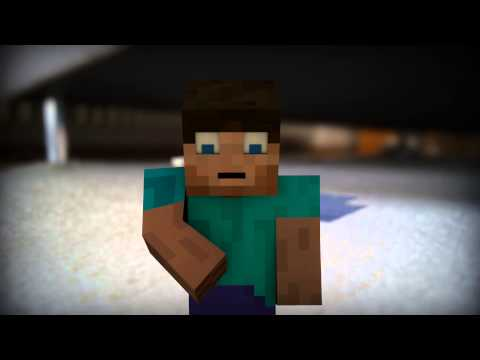 Steve eats Nutella - Minecraft 3D Animation