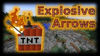 Panda's Survival #21: Explosive Arrows (Patched In 1.7.6)