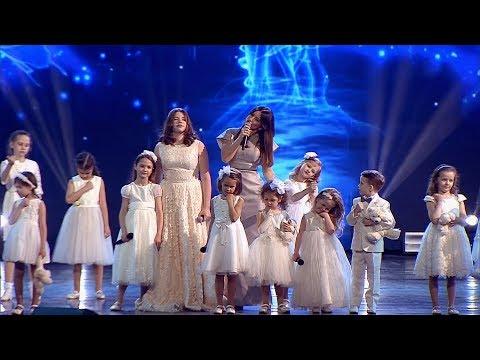 Ани Лорак - Снится сон (Праздничный концерт Взрослые и дети)