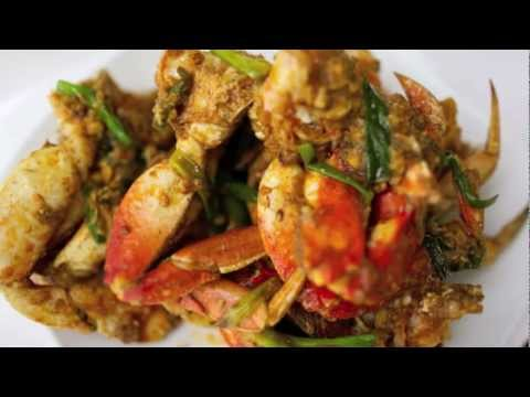 Crab recipe stir fried asian style
