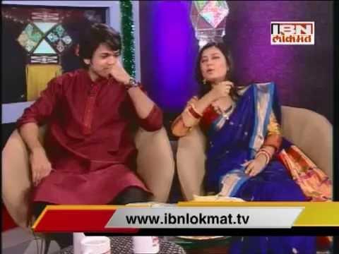 Diwali Special Talk Time With Prajakta Mali and Lalit Prabhakar