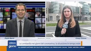 Milano Pavia News - GIORNO - 30 marzo 2020
