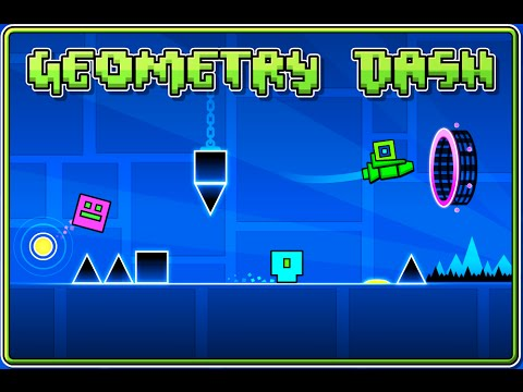 Geometry Dash (iPhone Gameplay Video)