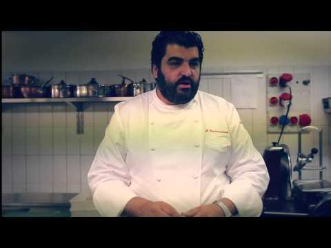 Il Babà secondo Antonino Cannavacciuolo Chef Villa Crespi