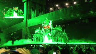 Triple H Entrance WrestleMania 29