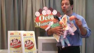 Octo Momenpopper Gourmet Popping Babies - Go Octomom! - World