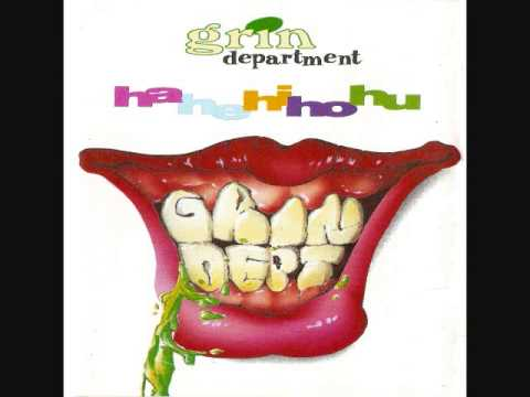 Grin Department - Friends Lang Tayo