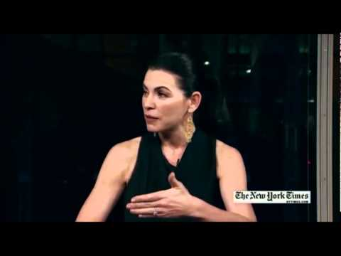 Julianna Margulies Arts   Leisure Weekend on the New Livestream. Live. Redefined.Part 1