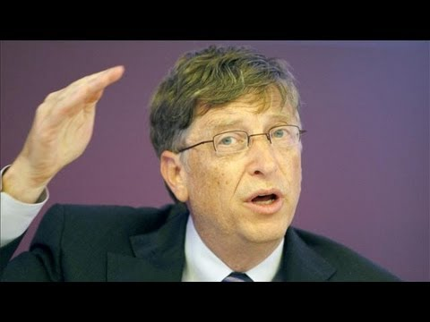 Bill Gates Back as World's Richest, and More